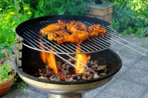 Barbecue cleaning in Worcestershire