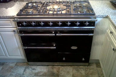 OvenMagic clean Ranges and AGA