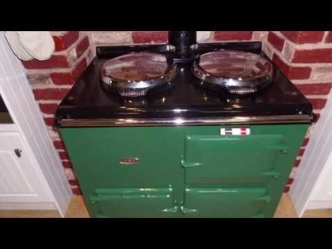 Aga Oven Cleaning Worcestershire