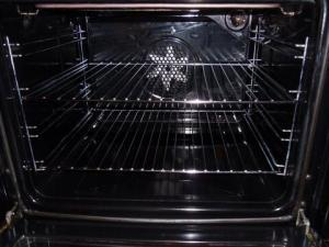 Amazing Oven Clean