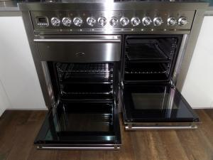 Range Cooker Clean