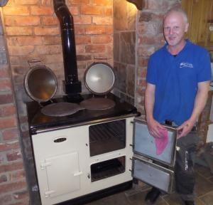 Paul Taylor - OvenMagic AGA cleaning