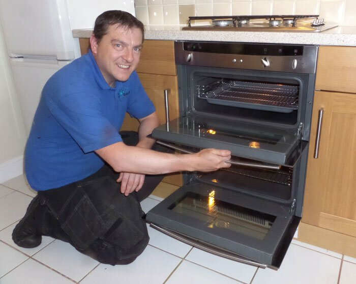 Kevin Kemp - OvenMagic oven cleaning