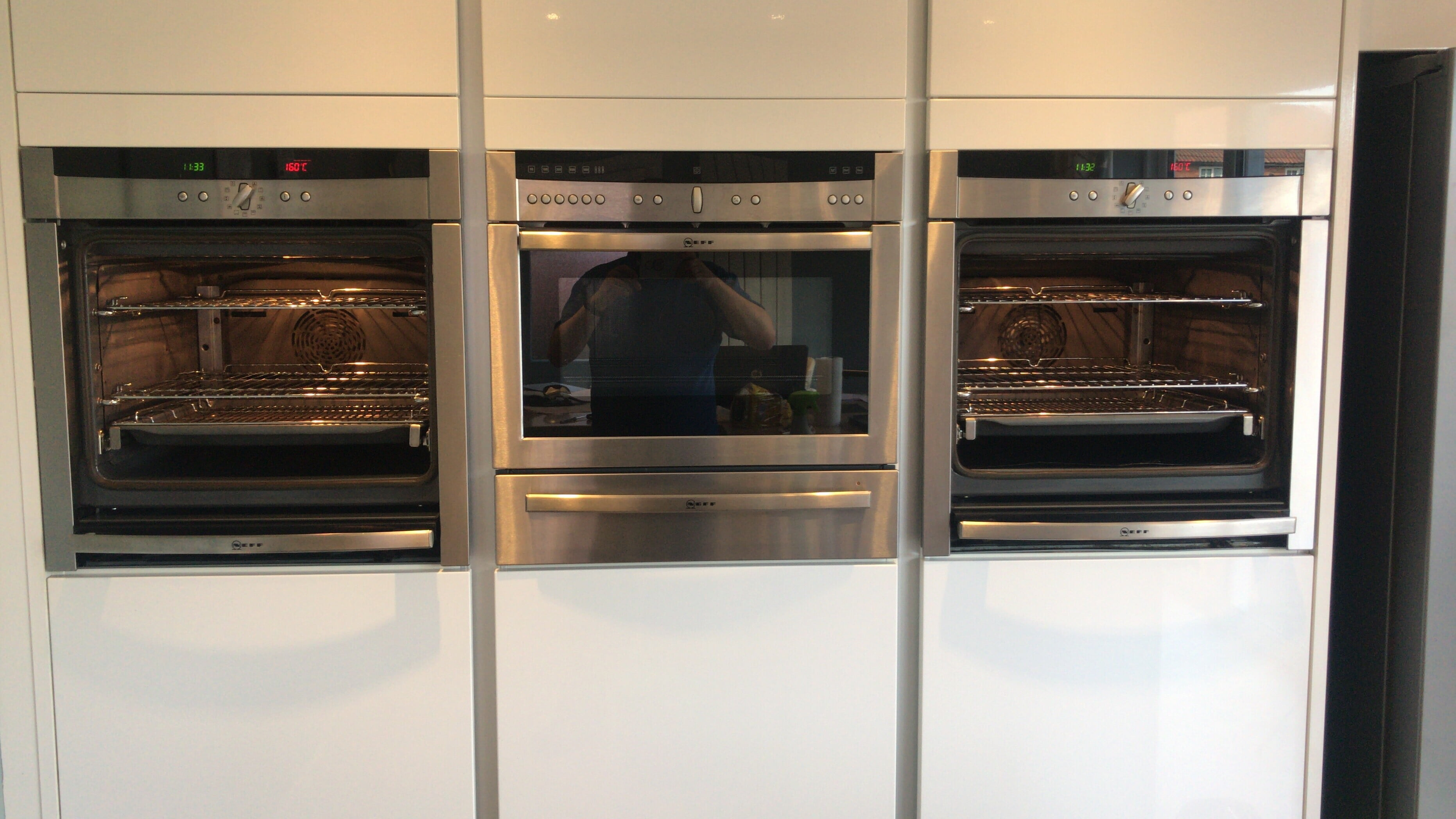 Neff Slide and Hide Oven Cleaning by OvenMagic