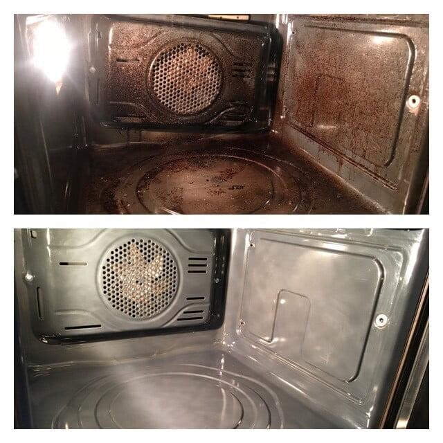 Smeg Oven Clean