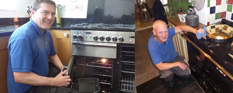 Oven Cleaning in Worcestershire - Ovens, Agas and Ranges by OvenMagic
